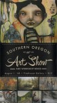 Call to Artists for the 66th Annual Southern Oregon Art Show