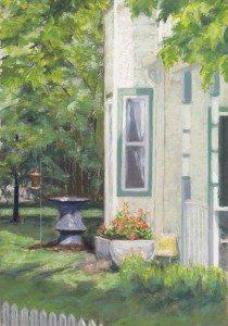 Spring Garden, by Susan Frank