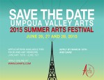 Umpqua Valley Arts 2015 Summer Arts Festival Call to Artists