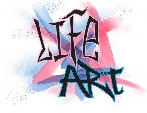LIFE Art New Logo