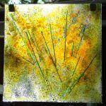 LightGarden Glass Art Flowers of Hope 2015 reception!