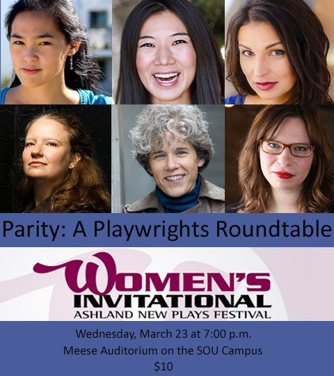 Parity: A Playwrights Roundtable