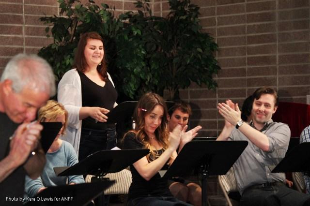"anpf scott kaiser now this ""Now This"" rehearsal, play by Scott Kaiser"
