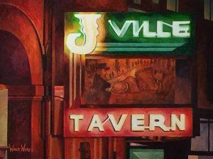 ARTClectic Artisans Market Announcement : Jville Tavern, by Walt Wirfs