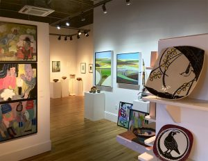 Ashland Gallery Association December Art Exhibits : Hanson Howard Gallery