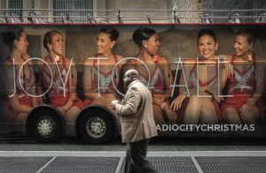 "Ashland Gallery Association December Art Exhibits : ""NYC Joy,"" photograph by David Lorenz Winston"