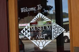 welcome to grants pass museum of art
