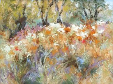 Dancing Fields, by Marilyn Hurst