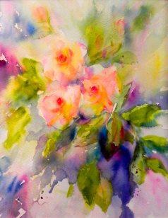Rose BoKay, by Kay Myer