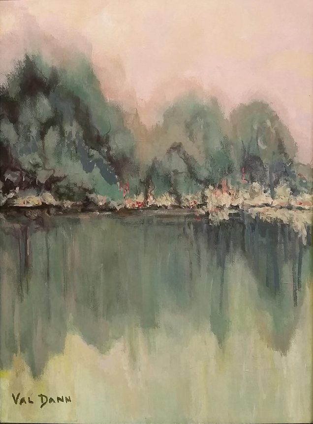 REflections, by Valerie Dann