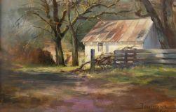 Baumann Old State Cabin