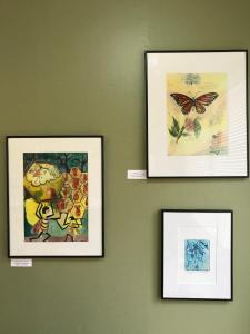 Pollinator Art Reception @ The Pollination Place