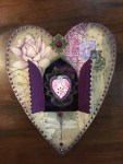 Kindred Spirits Heart Reliquary Workshop