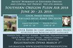 Southern Oregon Plein Air 2018 Is Coming!