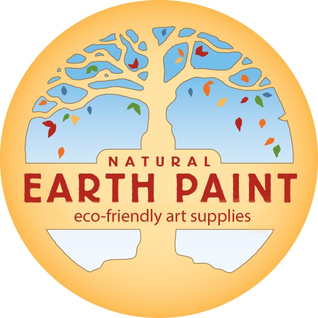 Natural Painting Workshop in Italy! Natural Earth Paint logo