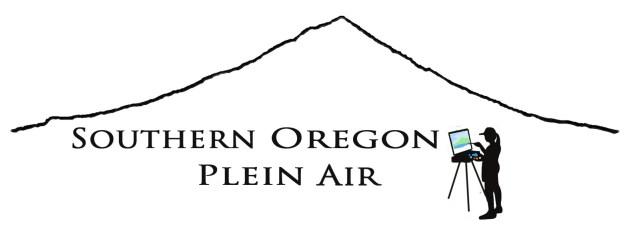 Southern Oregon Plein Air 2018 logo