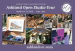 5th Annual Ashland Open Studio Tour Come Into Our Studios… October 13th & 14th,2018 Free to public