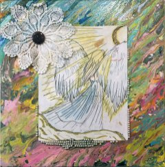 Angels show : Absorb the light, by sisters Jennifer and Laura Bynum