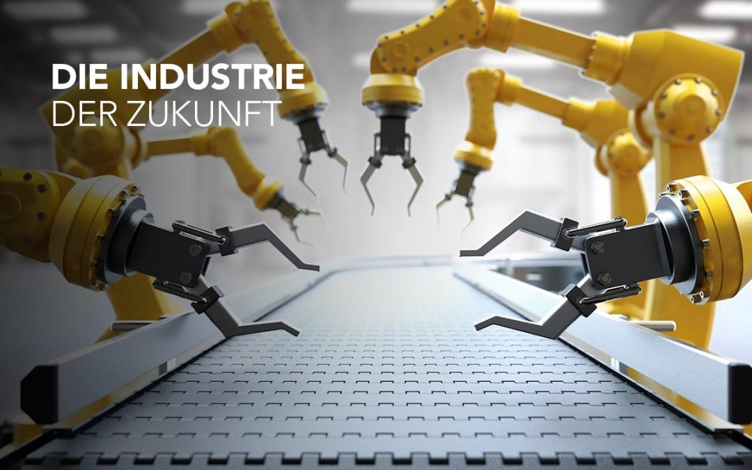 Abheben mit dem Industrial Internet of Things