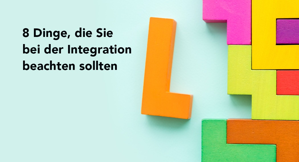 Integration im Wandel