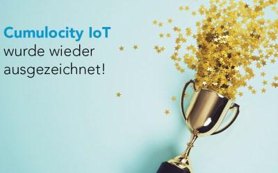 Die Software AG ist führender Anbieter für IoT Application Enablement – MachNation zeichnet Cumulocity IoT aus