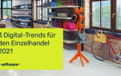 3 Digital Trends für den Einzelhandel 2021