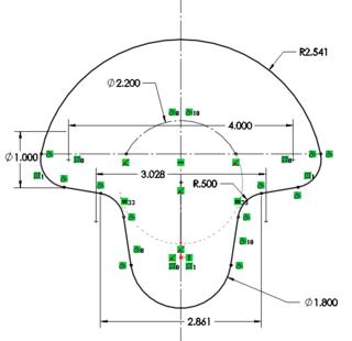 W16 Engine: The Crankshaft