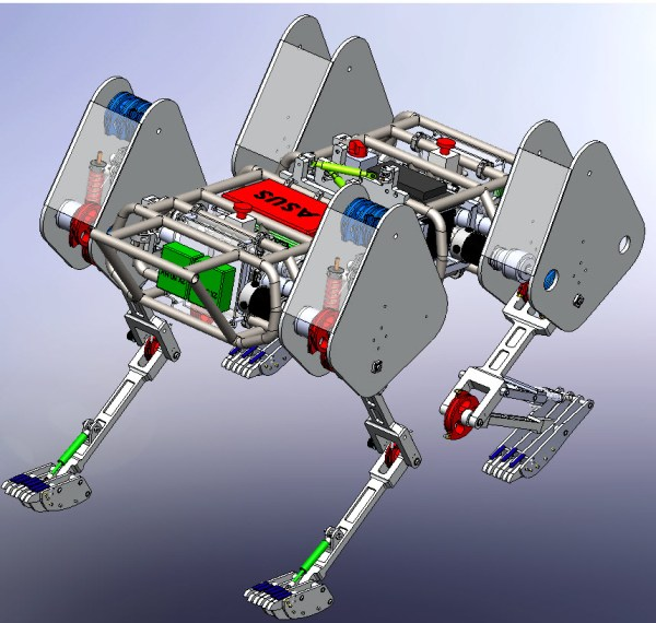 Robotics Engineering Advances Wpi