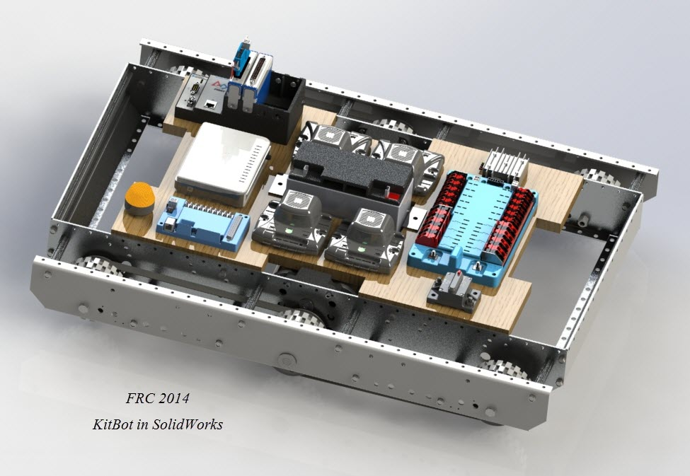 FIRST FRC SolidWorks Kit Of Parts KOP