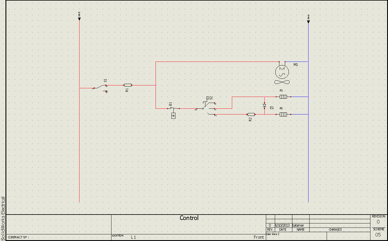 hight resolution of basics of drawing schematics in solidworks electrical 2d hvac diagram drawing template