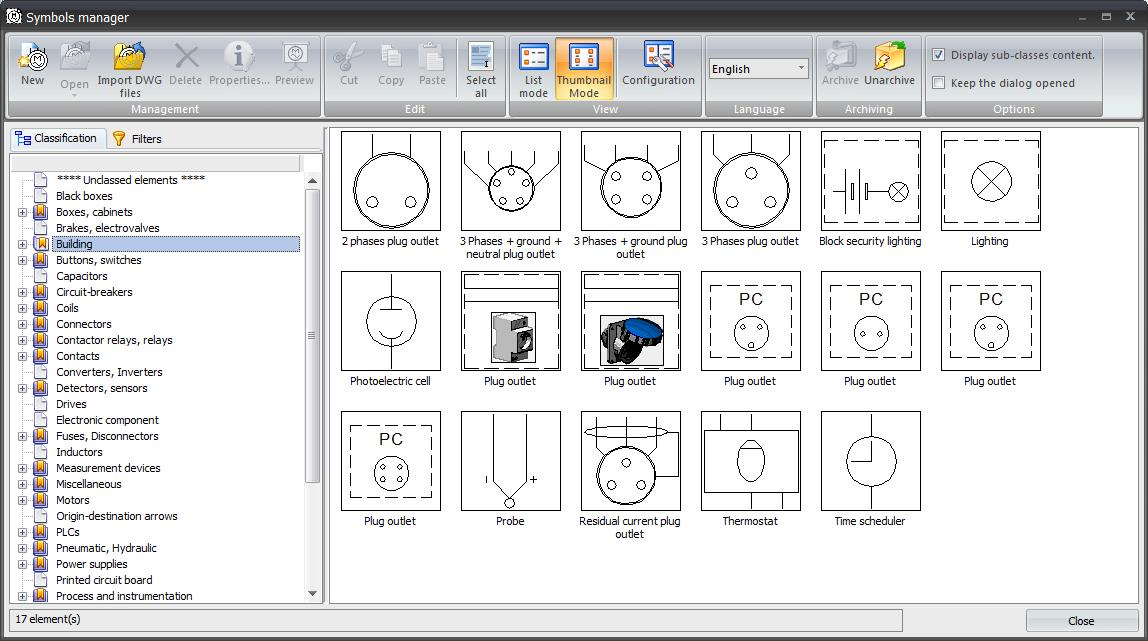 SOLIDWORKS Electrical: Fast symbol creation to add custom