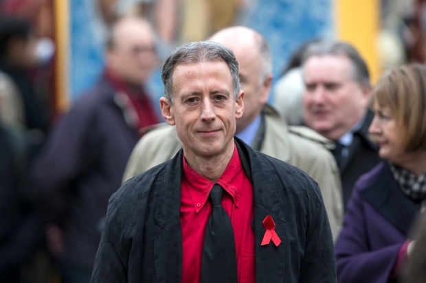 Peter Tatchell has received a torrent of abuse from supporters of transgender rights after signing a letter about censorship (Photo: Oli Scarff/Getty)