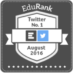 No 1 for Twitter August 2016