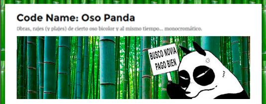 ¿KHA? ¿los rajes del Oso Panda pero en 3.0? Nonono... ¡paren el mundo que me quiero bajar!