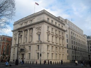 Department of Energy & Climate Change, Westminster (image by Nigel Cox and licensed for reuse under this Creative Commons Licence)