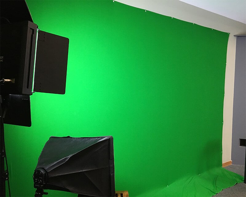 D Green Room Post Production