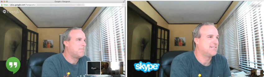 Record Skype and Google Hangouts