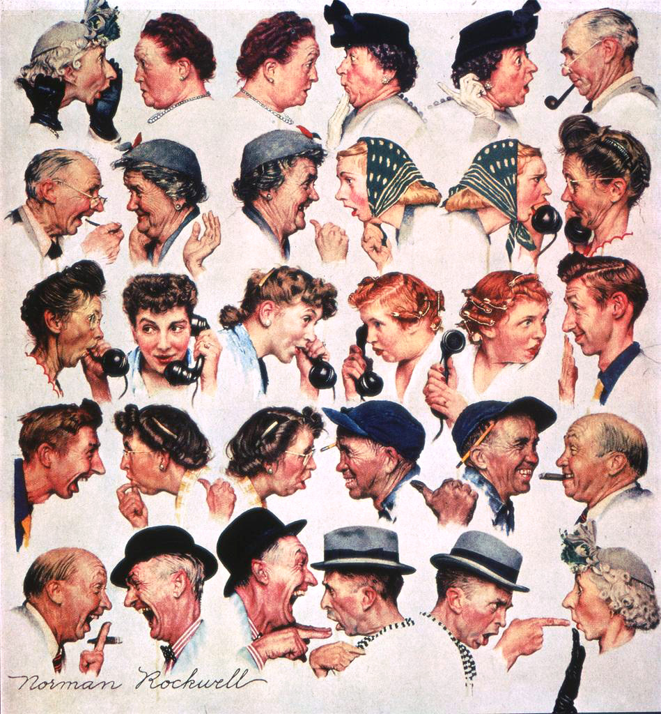 Image result for gossip picture