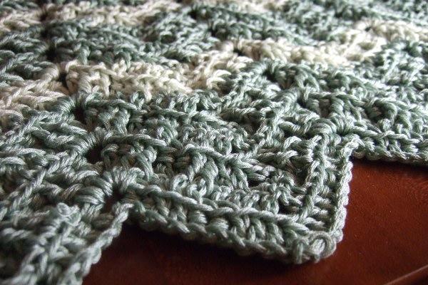 Ribbed Ripple Reversible Afghan  Afghans Crocheted My