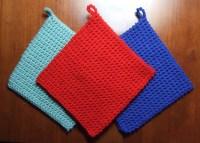 CROCHET POTHOLDERS PATTERNS  Crochet Club