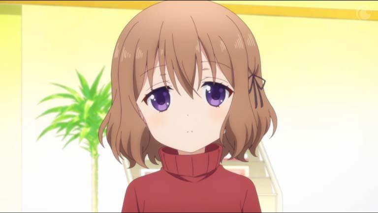 Resultado de imagem para Mafuyu Hoshikawa (Blend S)