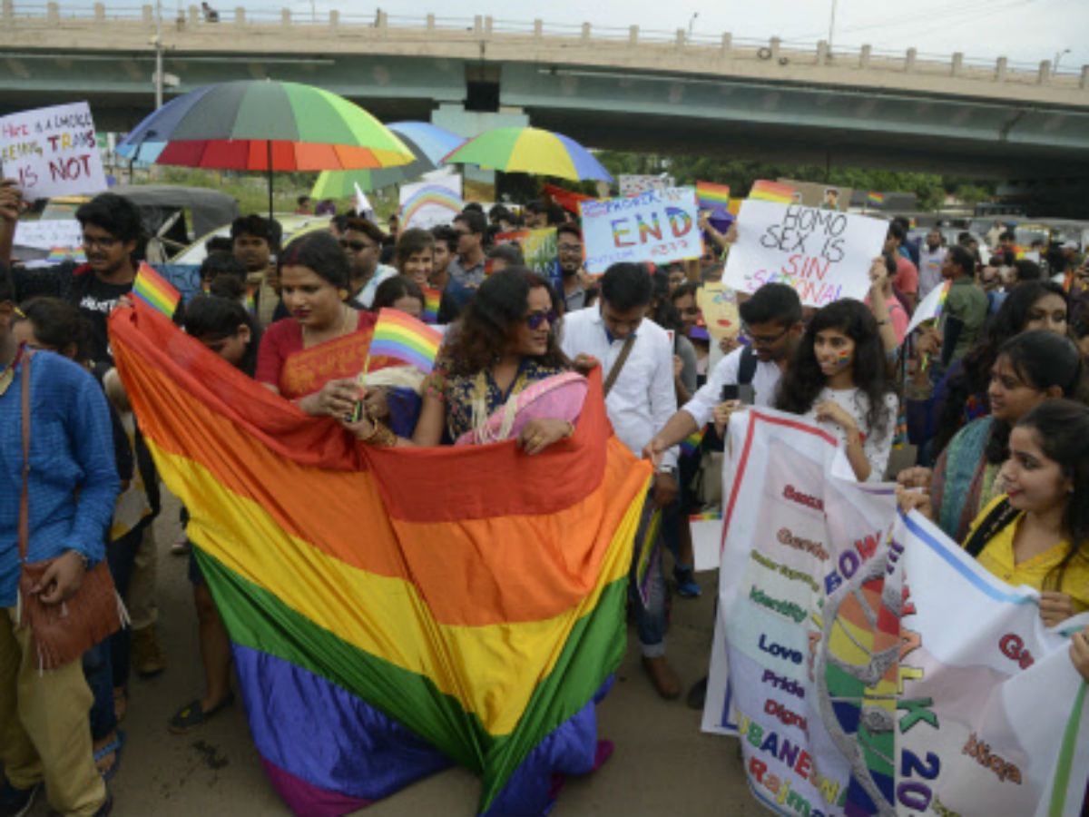 Decriminalisation of homosexuality india
