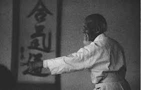 OSensei Kanji Aikido