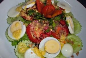 Laos Salad