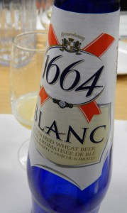 Kronenbourg 1664 Beer from the Alsace