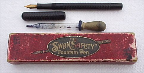 Image result for first fountain pen invented