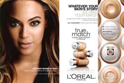 LOreals New Ad Strategy Megan Lows Blog