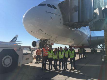 Sky Cargo – Grado en transporte y logística UCJC