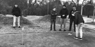 Estadística y Golf