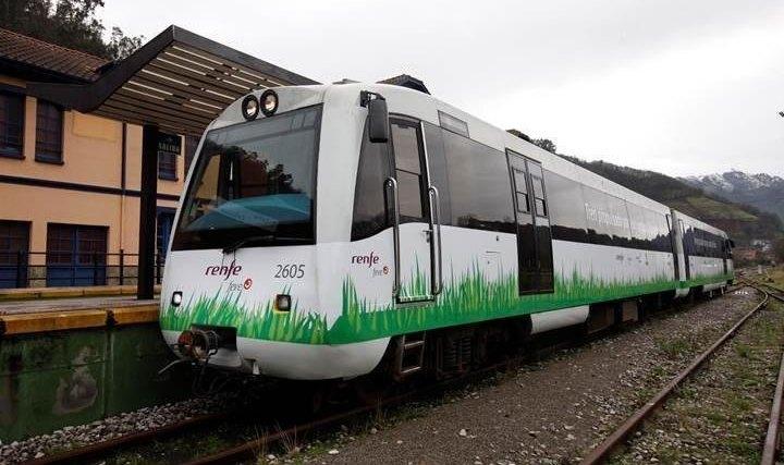 Renfe - Tren GNL
